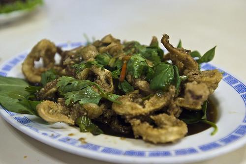 攝影社聚餐 上海菜