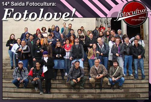 Galera na 14ª Saída Fotocultura