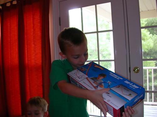 June 13 2010 presents