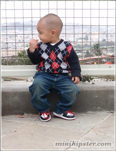 DONOVAN. MiniHipster.com: children's childrens clothing trends, kids street fashion, kidswear lookbook