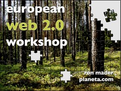 european web 2.0 workshop