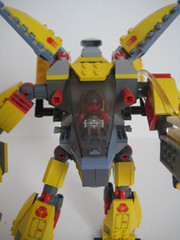 Griffin (Built4Play) Tags: lego manga griffin mecha mech moc exoforce