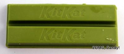 Kit Kat Uji Matcha - Green Tea
