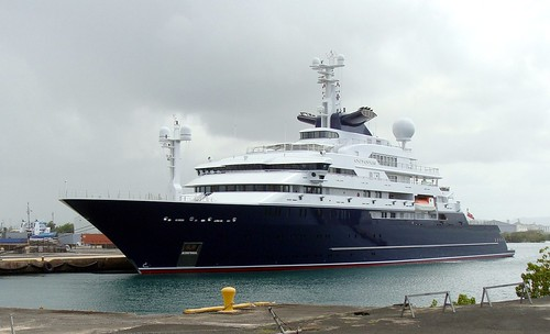 yacht octopusyacht