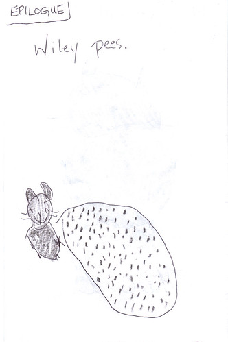 Wiley Eats Page 3 Epilogue