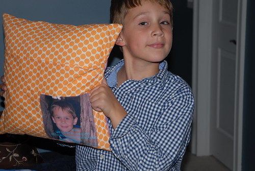 Proud Creator of Pillow