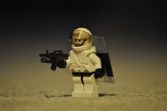 Space Police (Vengeance of Lego) Tags: fiction brick riot arms lego space police science shield forge officer syfi