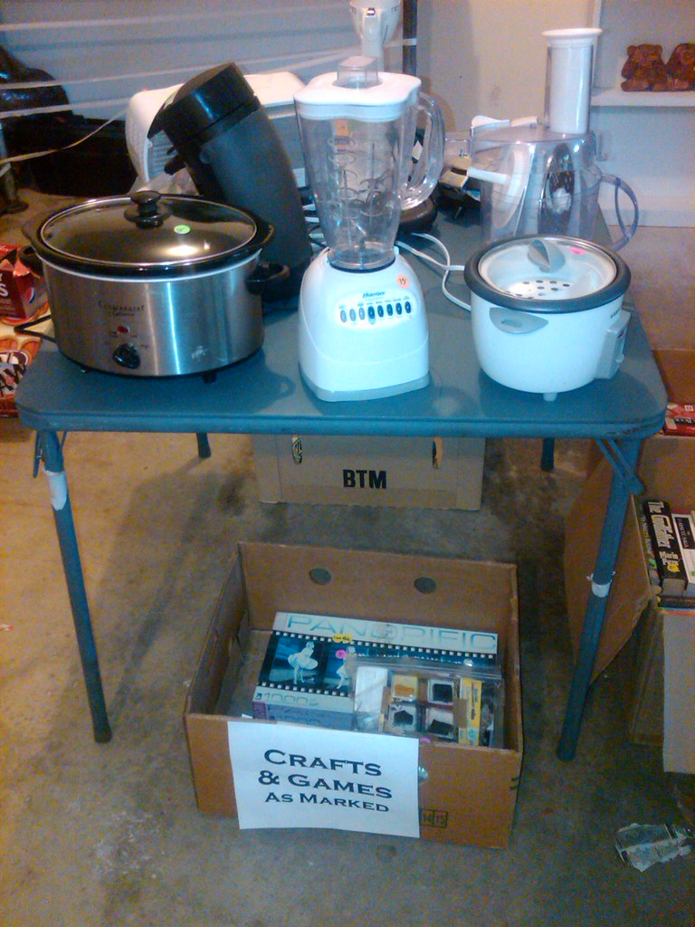 Other kitchen appliances