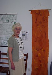 Barbara & Piece from Felt United 2009
