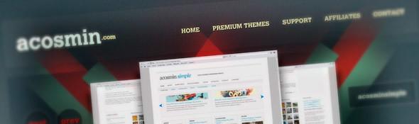 Premium WordPress Themes >> Alexandru Cosmin
