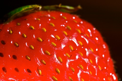 strawberry by Denim Dave, on Flickr