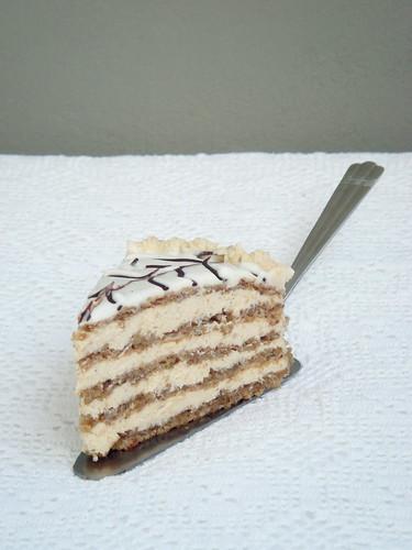 Eszterhazy torte