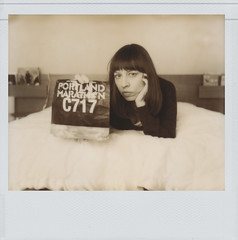 What I didn't do on 10.10.10 (moxiee) Tags: polaroid spectra pz silvershade impossibleproject