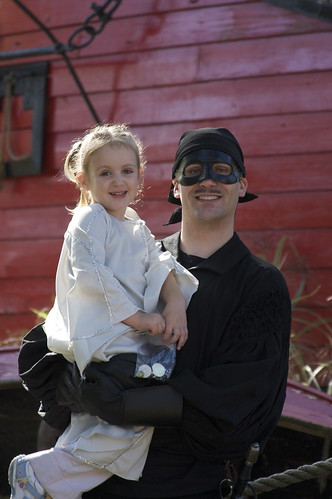 Butterfly and Dread Pirate PA Faire