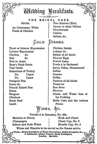 Gentleman's Table Guide 1871 p 54