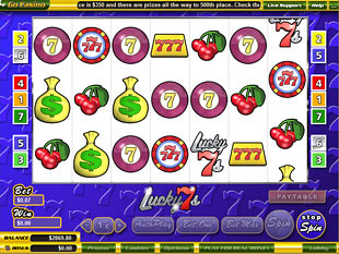 Lucky 7s slot game online review