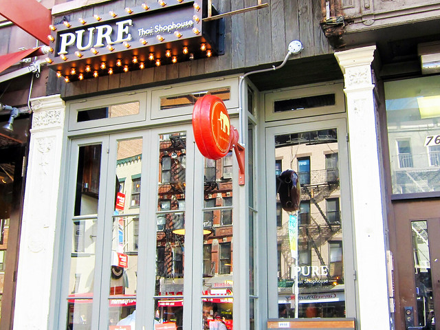 Pure Thai Shophouse Front