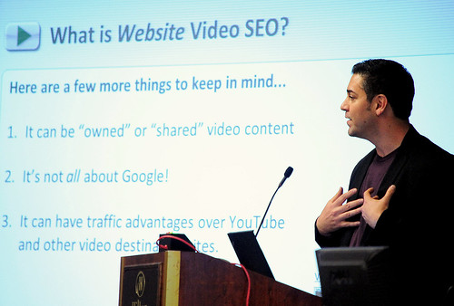 SES Chicago 2010 – Video SEO Panel by Voodoo Buddha