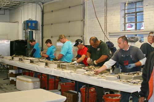 Arlington Kiwanis Annual Oyster Feast & Pig Roast