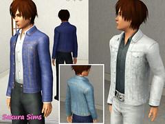 Denim Jacket 01 for MYA/MA