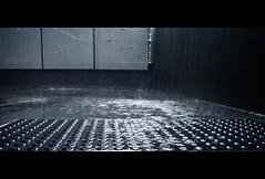 27. Battering The World (Lastien) Tags: blue water rain nin australia ground brisbane southbank falling queensland prints ghosts 365 27 thursday splatter imtired qca 27365 queenslandcollegeofart 365project iwantsleep dmclz10 3moredaysuntilitsover