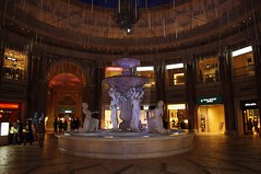 Venus Fort,  Palette Town (music4mark) Tags: japan mall shopping tokyo venusfort palettetown odaibaisland
