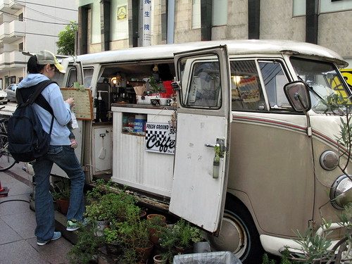 路邊咖啡車