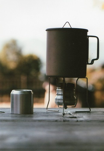 sanpo CF stove