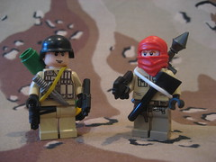 Medal of Honor Multiplayer: Me! (Da-Puma) Tags: fun lego honor medal marines custom ps3 opfor brickarms