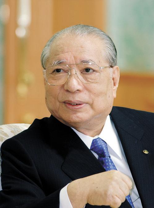Dr Daisaku Ikeda