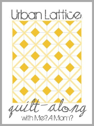 Urban Lattice quilt