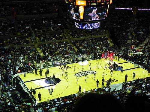 Spurs v. Clippers