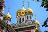 Russian Church (GastroGreen) Tags: russian church bulgaria shipka trip gold