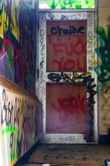KPPC (ilysewhitney) Tags: a6000 urban urbanx graffiti grass abandon kingsparkpsychiatriccenter psych kingspark long island alpha6000 sonya6000 sony sonyimages sonyalpha
