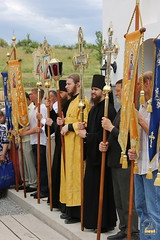 100. The Feast of Saint John, Wonder-worker of Shanghai and San Francisco in Adamovka Village / Свт. Иоанна Шанхайского в Адамовке 02.07.2017