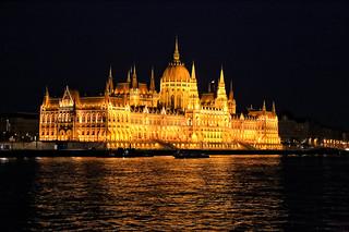 Budapest, Night
