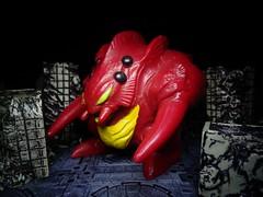 Kaiju Slog (ridureyu1) Tags: slog monstructor pretender pretendermonster transformers morethanmeetstheeye transformingrobots robots autobots decepticons robotsindisguise jfigure toy toys actionfigure toyphotography sonycybershotsonycybershotdscw690