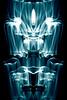 Twilight Brass II (jgesq) Tags: lightpainting lightbrushtools lightpaintingbrushes lightblade godlight bold bright abstract bizarre still life stilllife surreal art artwork rainbow neon noir twilight sepia