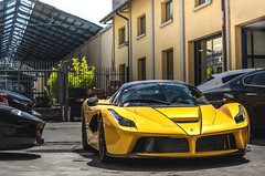 Another LaF Aperta. (David Clemente Photography) Tags: ferrari laferrari ferrarilaferrari laferrariaperta aperta laf lafaperta cars supercars carspotting hypercars nikonphotography photography automotivephotography