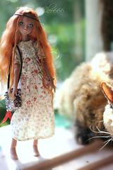 IMG_7985 (Cleo6666) Tags: lana lillycat cerisedolls marron glacé bjd doll chibbi