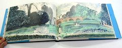 David Hockney, A Yorkshire Sketchbook - DSC01404 (Dona Minúcia) Tags: davidhockney ayorkshiresketchbook art drawing painting handbook journeybook artwatercolor arte pintura caderno landscape desenho aquarela cadernodeviagem paisagens registro