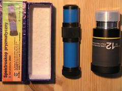 Spektroskop pryzmatyczny