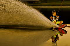 lr-0360 (Bernard Fisher) Tags: ski reflection water southafrica nikon satellite reflexions waterski d90 trickski nikond90 waterskid90waterski mtrtrophyshot