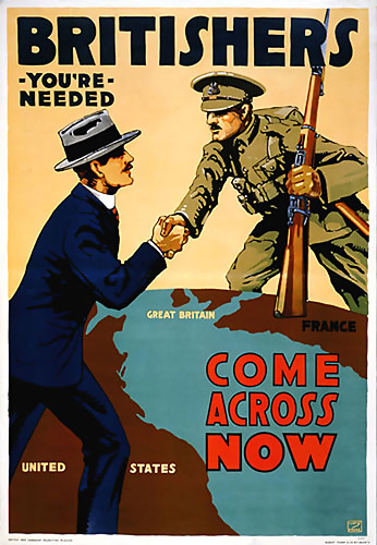 world war one - come across