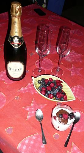 bicchierini mascarpone nutella e frutti di bosco 5