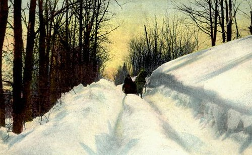 snow - vt