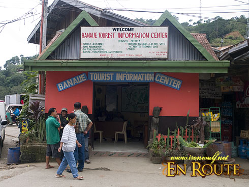 Banaue Tourist Information Center