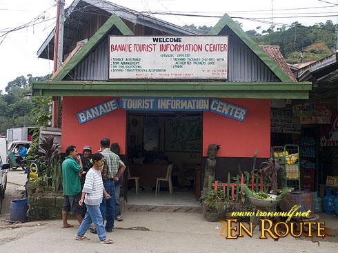 Banaue Tourist Information Center