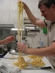 Como nascem os macarrões italianos (ou alguns deles :)