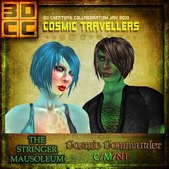 3DCC-The Stringer Mausoleum-Cosmic Commander